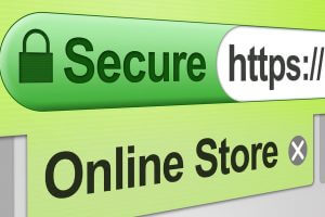 SSL Secure Online Store - Green Bar SSL